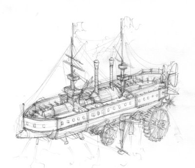 Airship_sketch_3_by_JanBoruta
