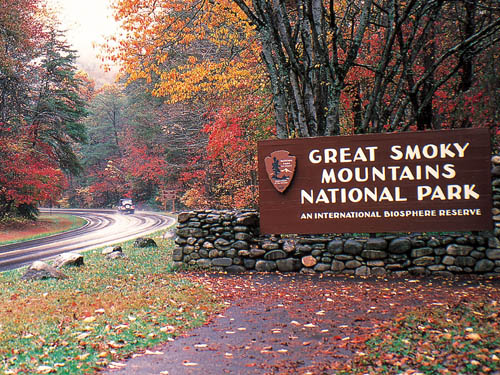 Entrance-to-the-Smokies
