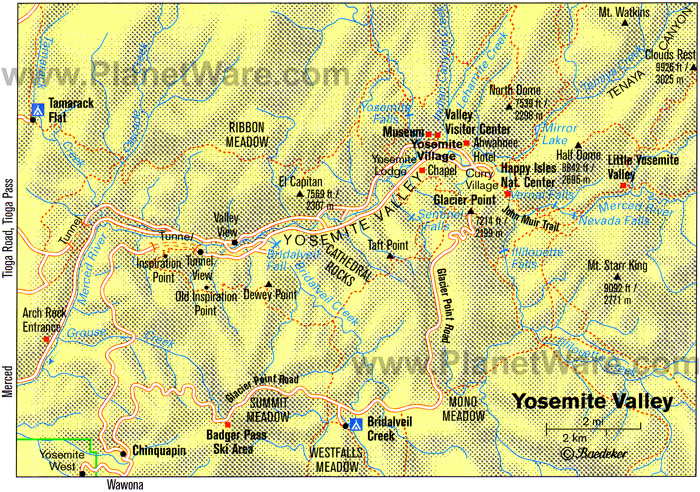 yosemite-national-park-map